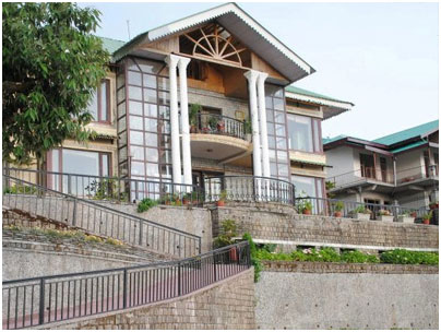 Luxury Hotel in Mcleodganj